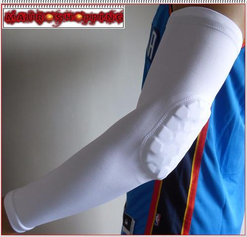 coderas mangas basketball baloncesto calentadoras nba