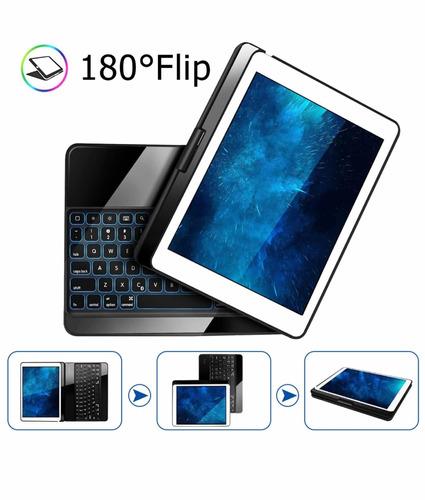 codi funda teclado para ipad air 2 y ipad 9.7 !