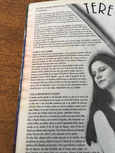 códice rock 17 - julieta venegas