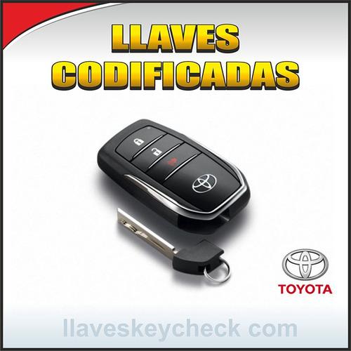 codificadas cerrajeria llaves