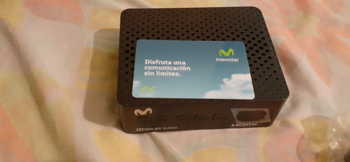 codificador movistar tv hd