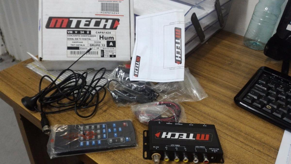 Codificador Tv Digital Mitsubishi Outlander - R  360,00 em Mercado Livre 3931424e99