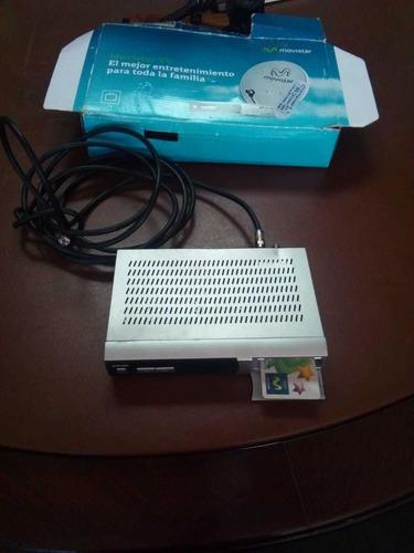 codificador y antena movistar prepago + control