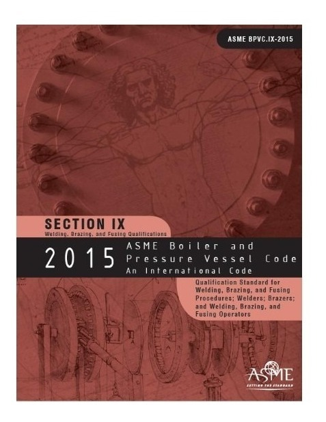 ASME BPVC 2010 - Section IX: Welding and Brazing Qualifications