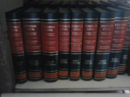 codigo civil anotado comentado cifuentes completo
