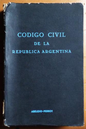 código civil de la argentina / edición de 1977
