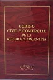 codigo civil y comercial - ruy diaz