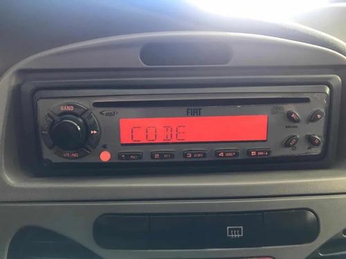 codigo code radio visteon fiat stilo desbloqueio senha fácil