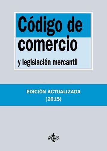código de comercio: y legislación mercantil(libro derecho me
