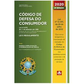 Código De Defesa Do Consumidor 2020 Inácio Conceição V