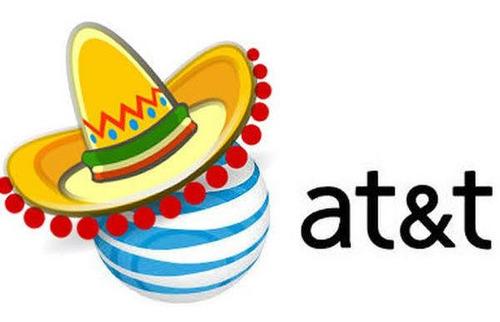 código de desbloqueo at&t mexico