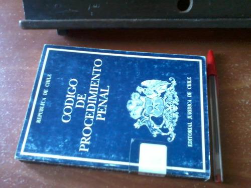 código de procedimiento penal  - 12ª edición - 1994