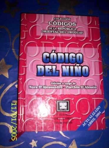 codigo del niño   actualizado 2004  ed. del foro