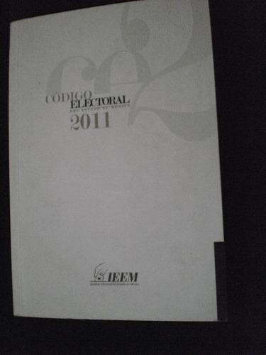 código electoral 2011 - ieem