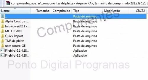 código-fonte pdv em delphi xe