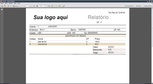 código fonte sistema de vendas em java + mysql + jpa
