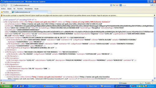 codigo fuente para sellar y timbrar nomina en vb.net