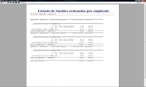 codigo fuente sistema programa software sueldos y jornales