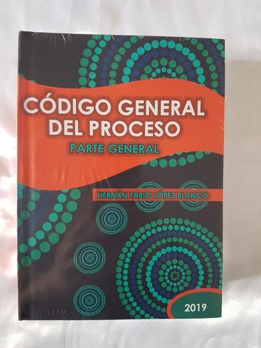 código general del proceso - parte general