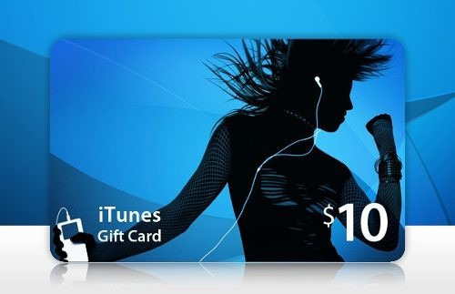 código itunes gift card 10 usd. entrega por email