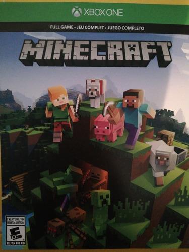 código minecraft xbox one
