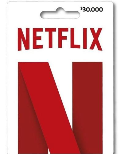 código pin netflix 30.000 peliculas series - tv - celular
