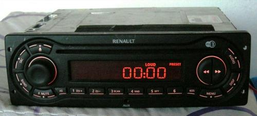 codigos de stereos renault