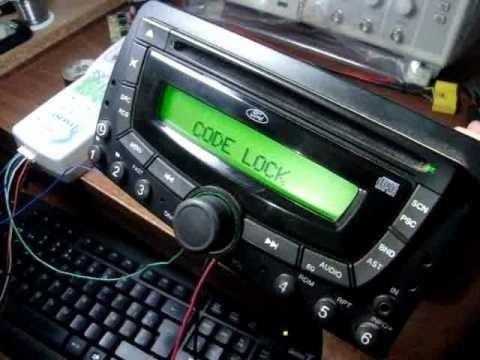 códigos desbloqueo reproductor ford ka, fiesta, ecosport