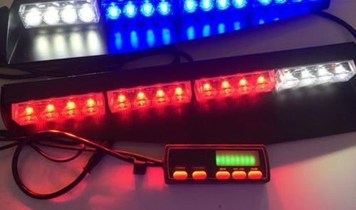 códigos estrobos  de 32 pulgadas control de pantalla digital