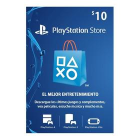 Codigos Playstation Network Card Usa Psn $10 - $100