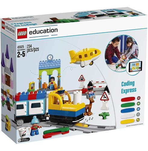coding express lego education