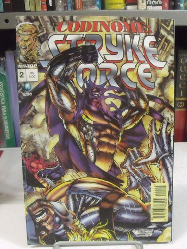 codinome: stryke force 2