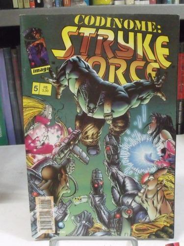 codinome: stryke force 5