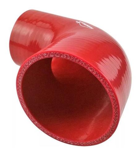 codos en silicona para adaptar filtro de alto flujo
