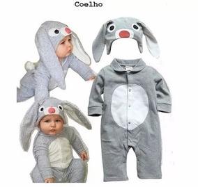 99374a211 Fantasia De Coelhinho Infantil 2 no Mercado Livre Brasil