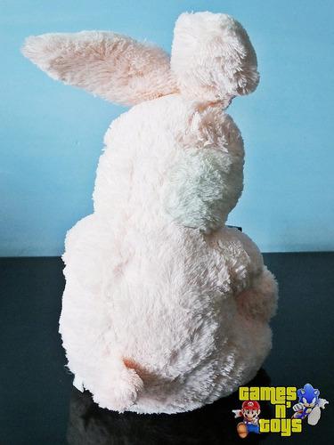 coelho pelúcia boneco coelhinho rosa