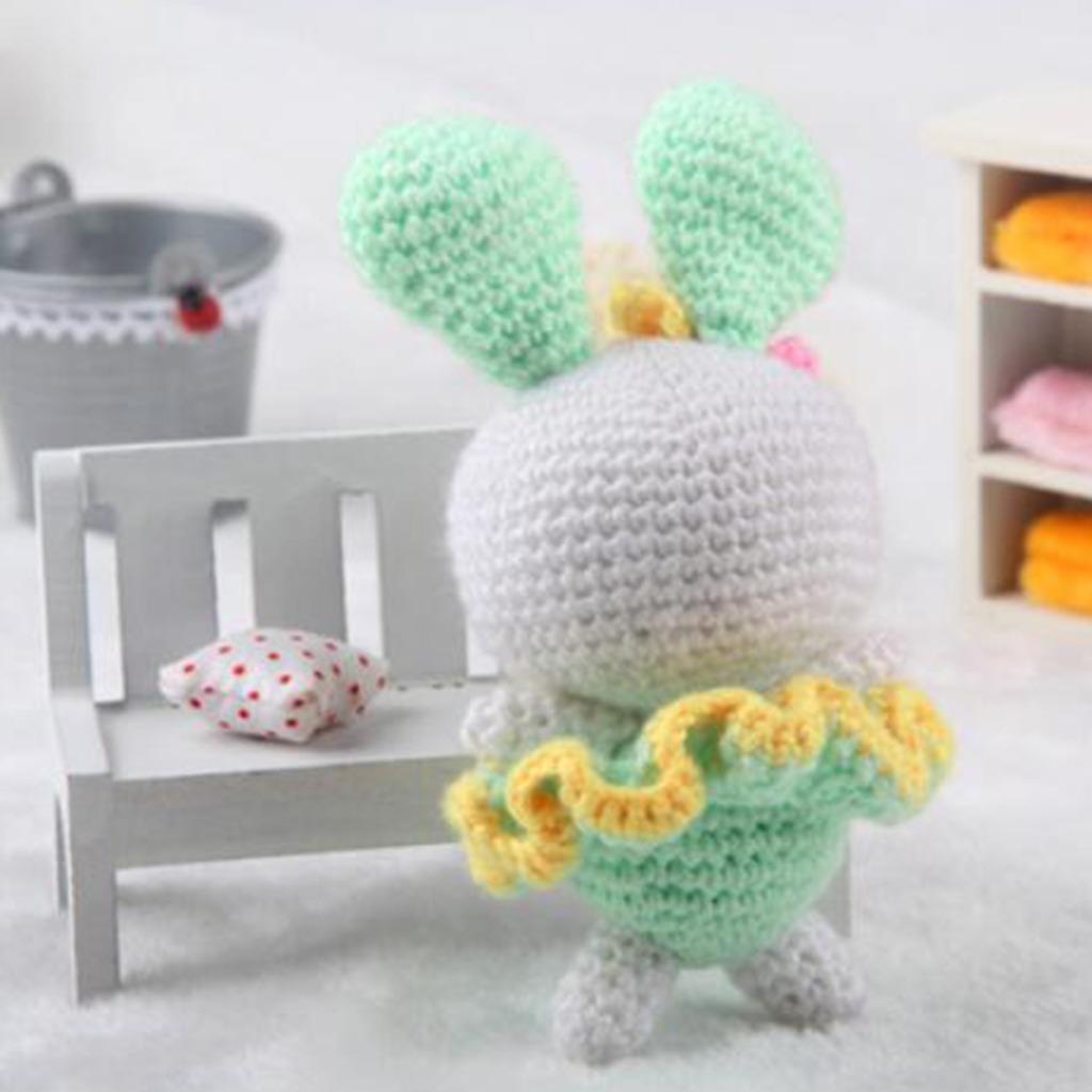 Bonnie Clown Doll - Amigurumi DIY Crochet Kit » Available 5 Languages   1024x1024