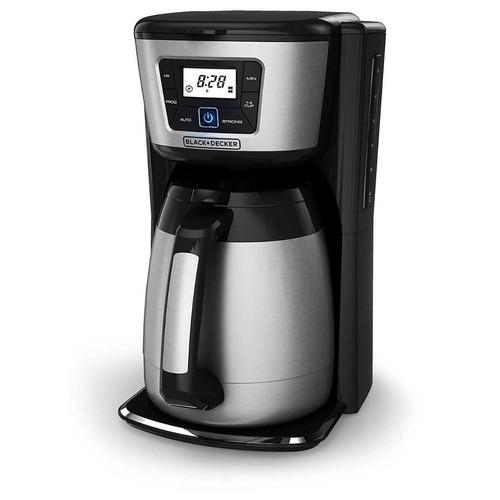 coffee maker black and decker modelo (cm2035b) nuevo en caja