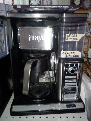 coffee maker ninja