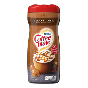 Coffee Mate Caramel Latte Creamer Val Set/21 Nestle Eua