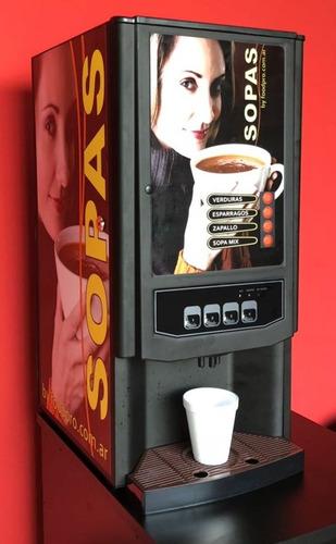 coffee pro expendedoras maquinas de cafe vending insumos