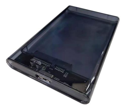 cofre case para disco duro sata  2.5 usb 3.0