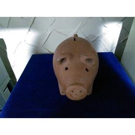 Cofre De Barro Porco