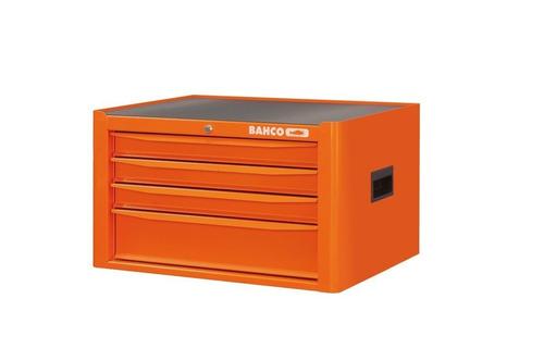 cofre de herramientas 4 cajones modelo 1480k4 marca bahco.