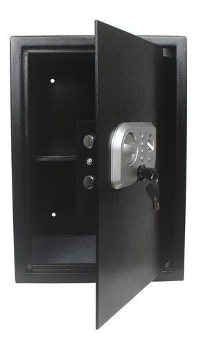cofre digital eletrônico leitor biométrico chave senha 50fpn