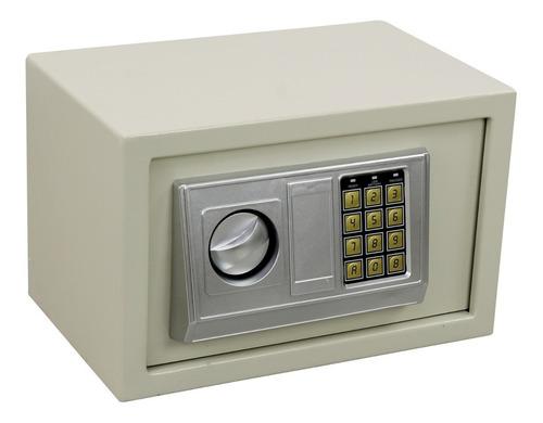 cofre eletrônico digital 31x20x20cm 2 chaves