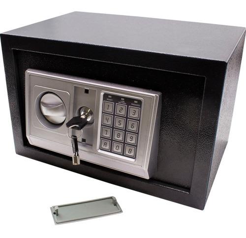 cofre grande digital segredo  arma parede chão ou embutir