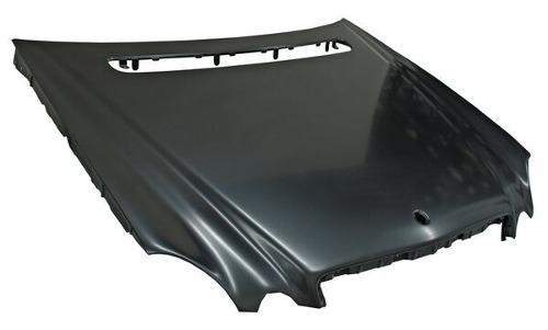cofre mercedes benz clase e 03-09 aluminio