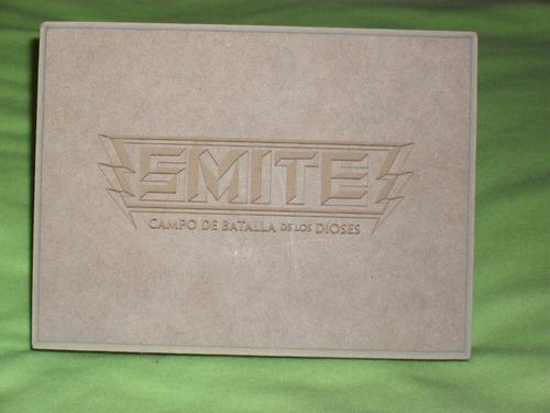 cofre original smite y código paquete supremo de dioses