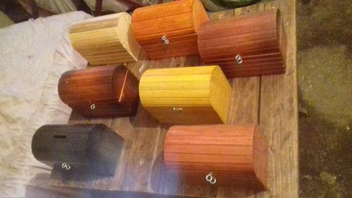 cofres de madera